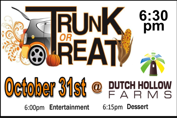 Harvest Party at Dutch Hollow Farms
